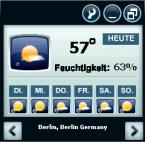 WorldWeather <German>