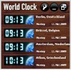 WorldClock <German>