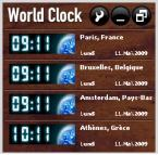 WorldClock <French>